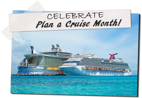 CLIA Cruise Month